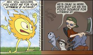 sol vitamina D